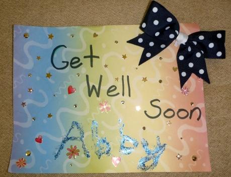 Abby card
