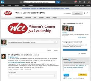 WCL LI page